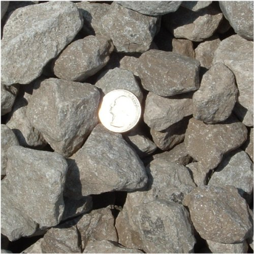 57 Stone Size : The rock pile bulk gravel