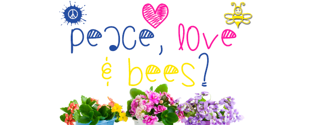 Peace, Love, and Bees?
