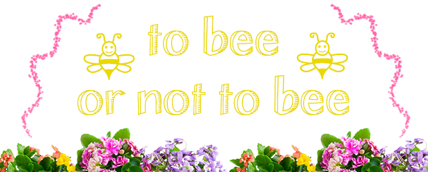 To Bee or Not To Bee...The Magic of Bees