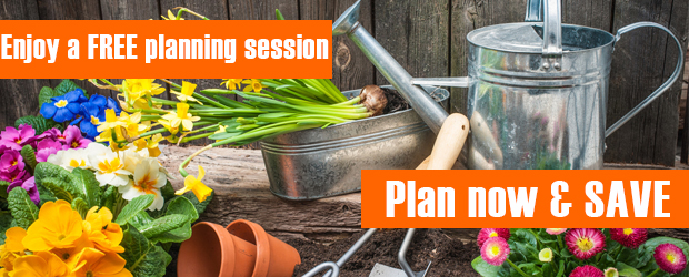 Garden Planning Sessions